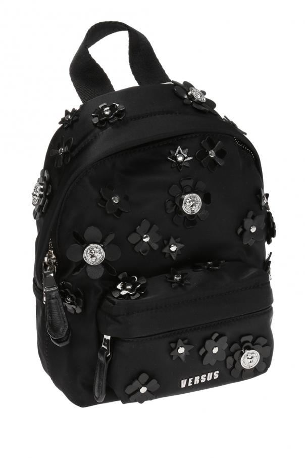 Appliqued backpack Versace Versus - Vitkac shop online 0cab2d12952a3