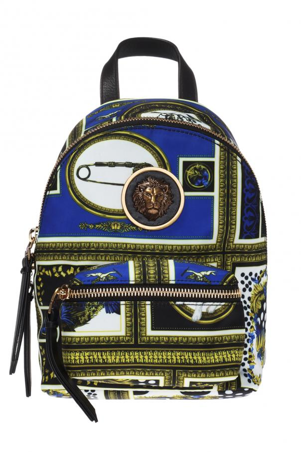 Appliquéd backpack Versace Versus - Vitkac shop online 6cd91f55c3b87