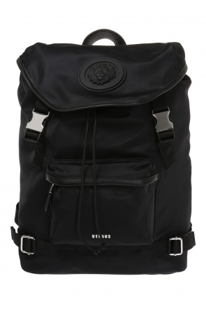 Rubber logo backpack od Versace Versus