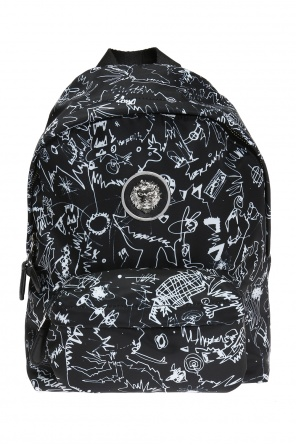 Patterned backpack od Versace Versus