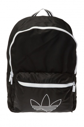 Backpack with logo od ADIDAS Originals