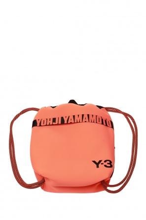 Backpack with logo od Y-3 Yohji Yamamoto