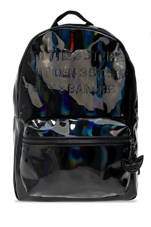 Backpack with holographic effect od ADIDAS Originals