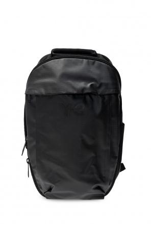 Backpack with several pockets od Y-3 Yohji Yamamoto