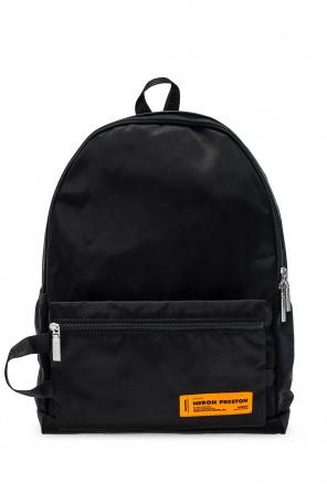 Logo backpack od Heron Preston