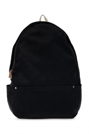 Backpack with logo od JIL SANDER