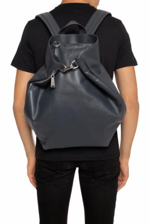 Leather backpack od JIL SANDER