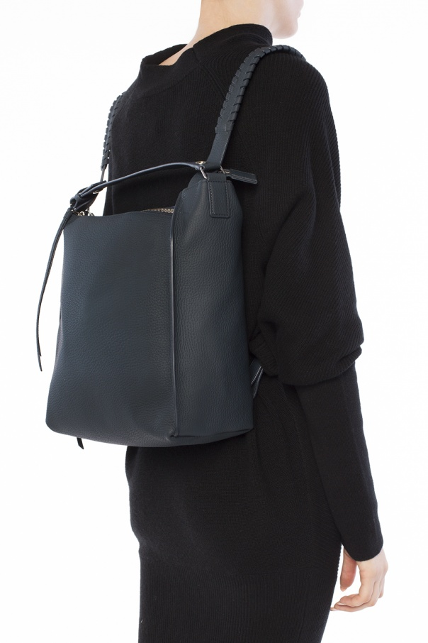 39 kita 39 backpack allsaints vitkac shop online. Black Bedroom Furniture Sets. Home Design Ideas