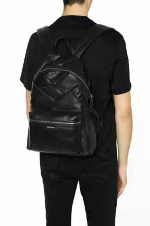 Leather backpack od Diesel