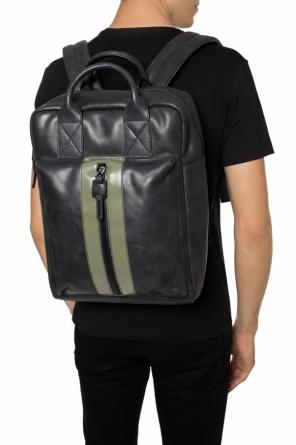 'l-zippover back' backpack od Diesel