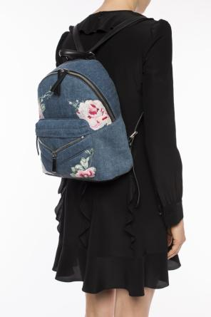 'le-ony' denim backpack od Diesel