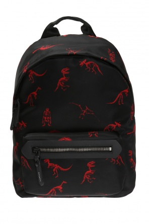 Patterned backpack od Lanvin
