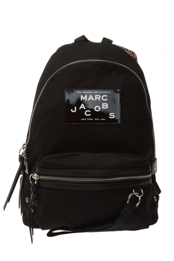 The Marc Jacobs Logo backpack