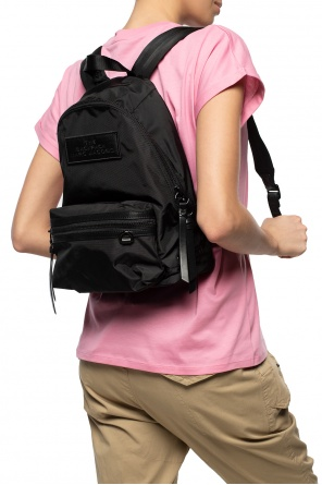 Logo backpack od Marc Jacobs