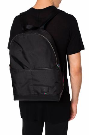 Backpack with logo od Paul Smith