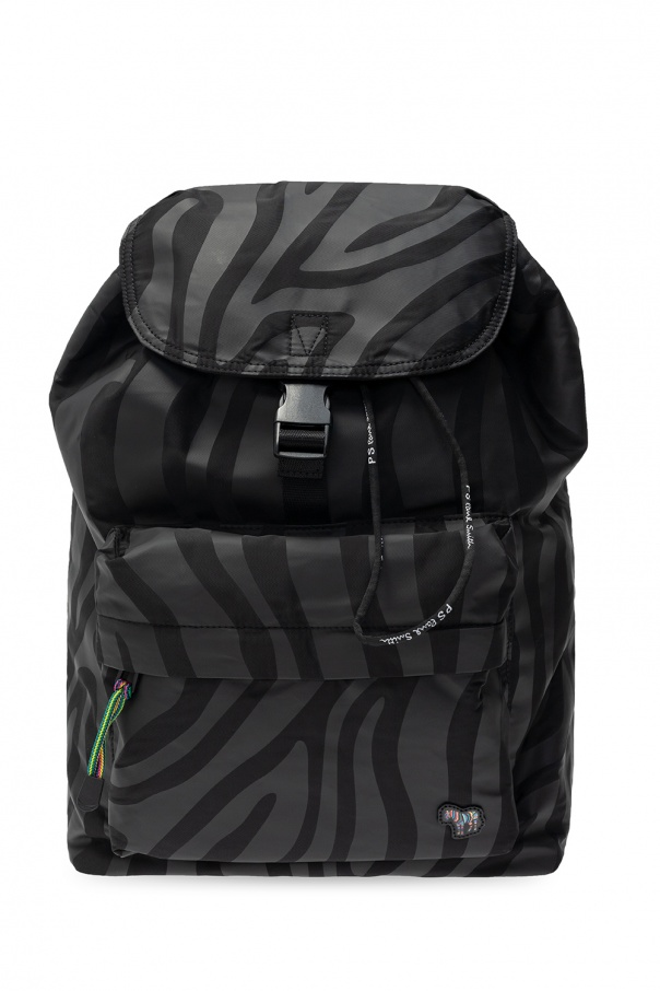 PS Paul Smith Logo backpack
