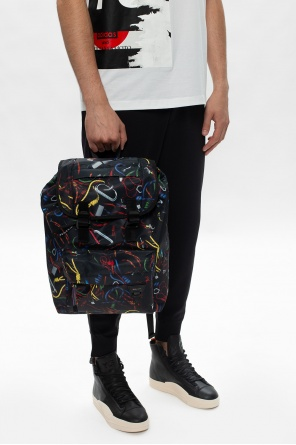 Logo backpack od PS Paul Smith