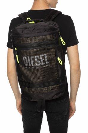 c1cad57d3972e2 Logo-printed backpack od Diesel ...