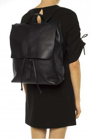 Leather backpack od Marsell