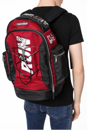 Logo backpack od Plein Sport