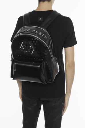 'there are miracles' backpack od Philipp Plein
