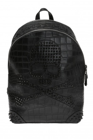 'shared every bruise' backpack od Philipp Plein