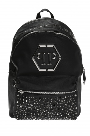 'metal diamond' backpack od Philipp Plein