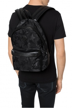 'people you love' backpack od Philipp Plein