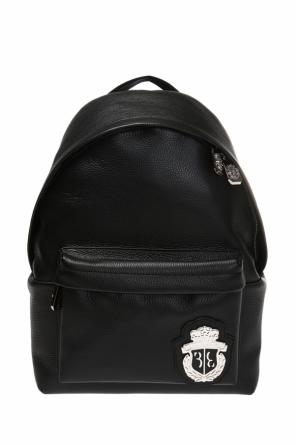 'jun' backpack od Billionaire