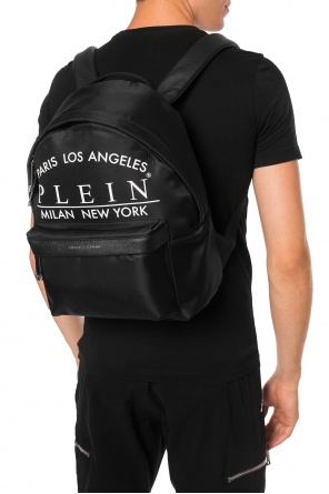 'sebastien' backpack od Philipp Plein
