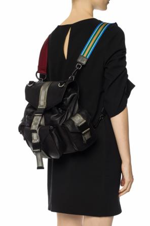 'miss-match' backpack od Diesel