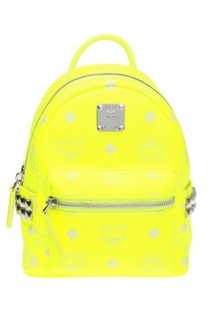 'stark' monogram backpack od MCM