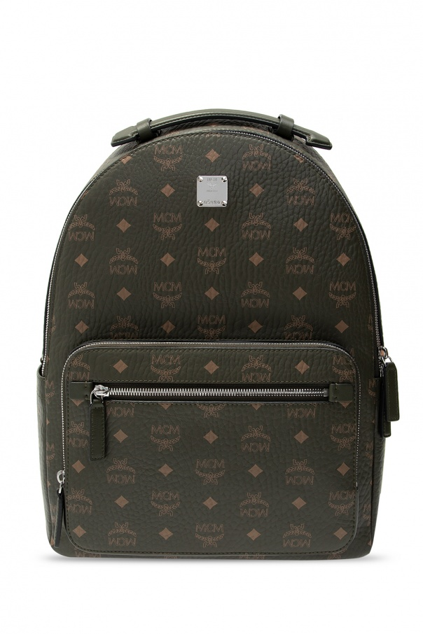 MCM Patterned backpack with logo