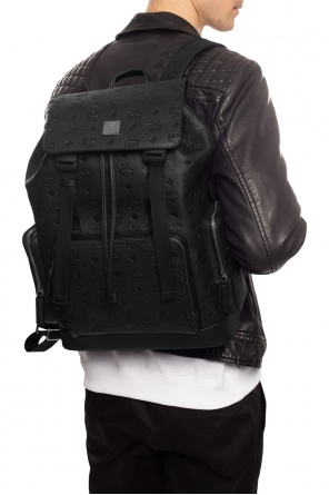 'brandenburg' backpack od MCM
