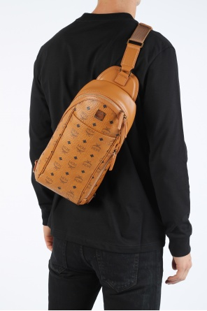 One-shoulder backpack od MCM