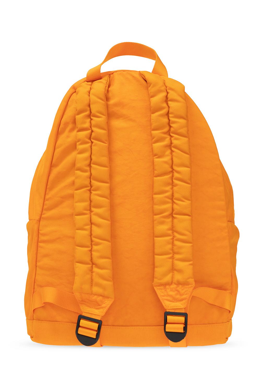 Stone Island Kids Backpack with logo