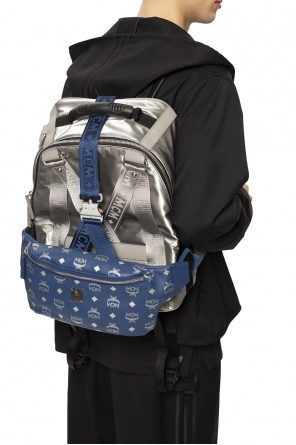 'jemison' backpack with belt bag od MCM