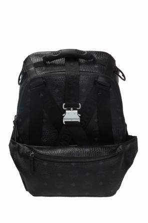 'jemison' backpack with detachable belt bag od MCM