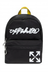 Off-White Kids Backpack with logo