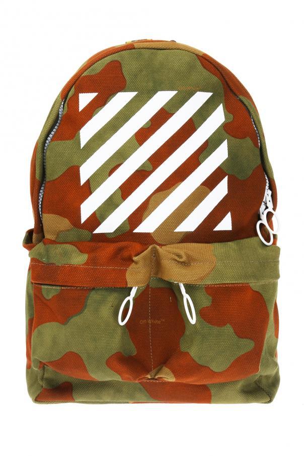 ca752ac5d04e Camo backpack Off White - Vitkac shop online