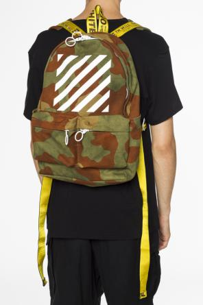Camo backpack od Off White