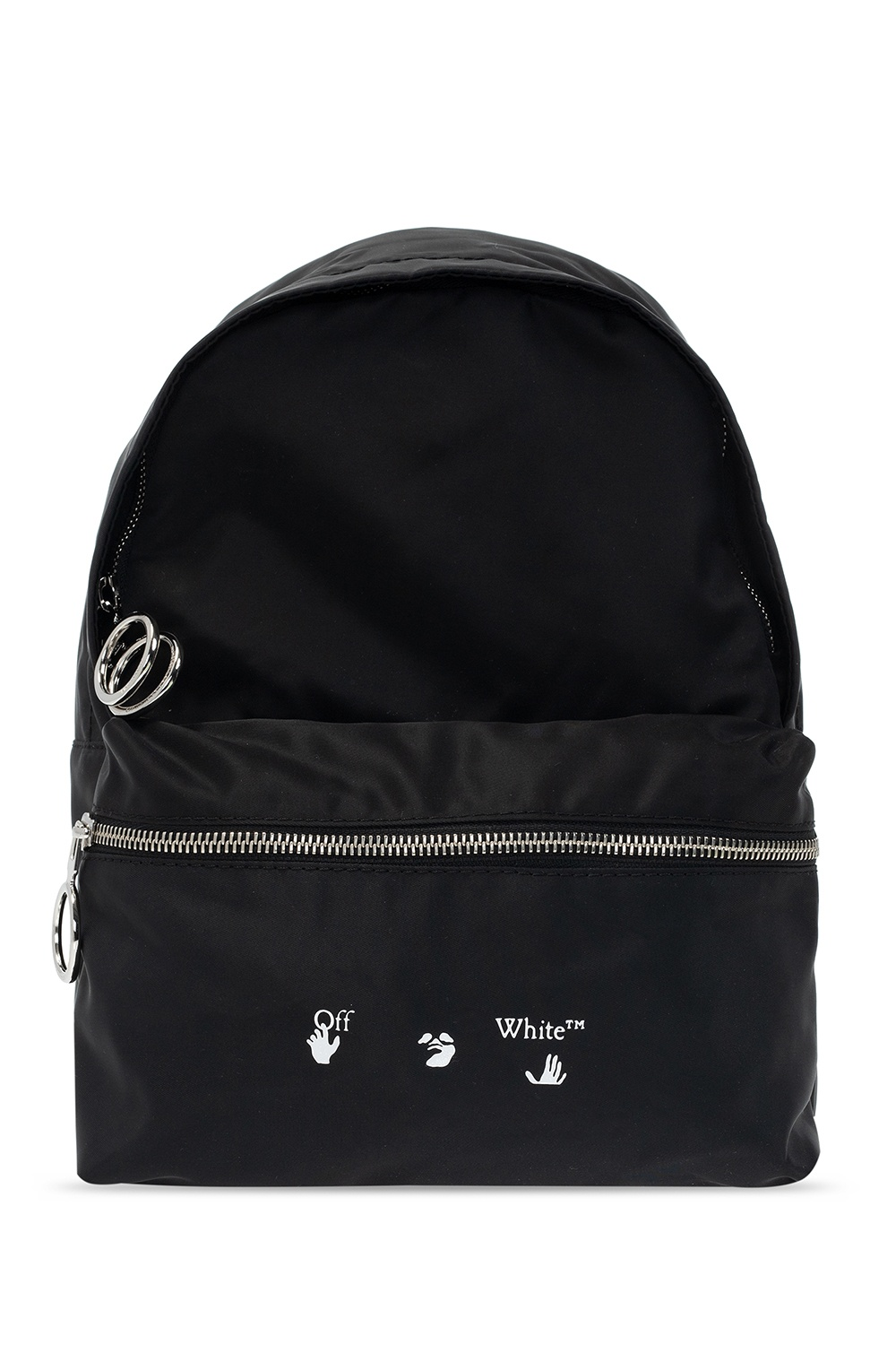 Off-White Backpack with logo