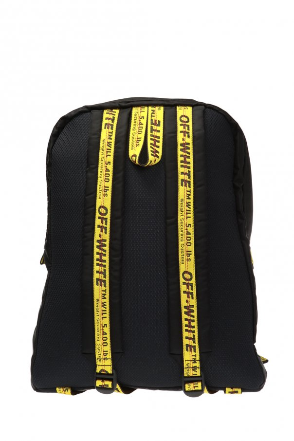 Printed backpack od Off White