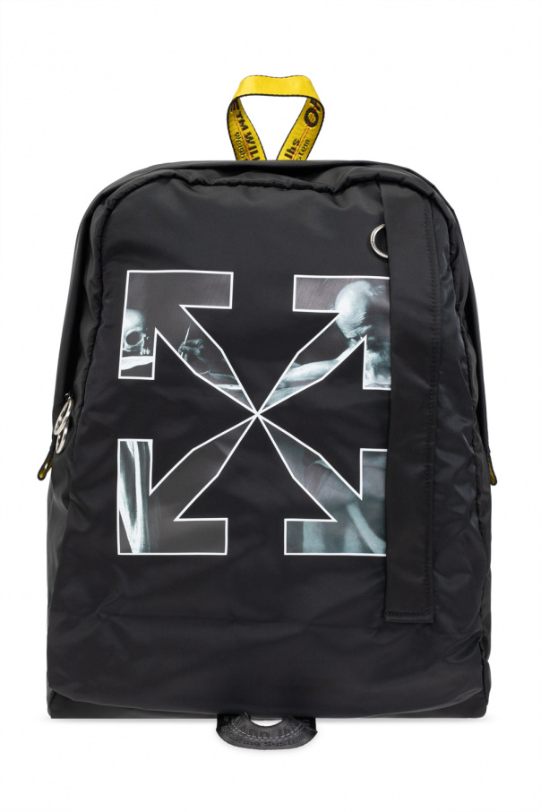 Off-White Logo-printed backpack