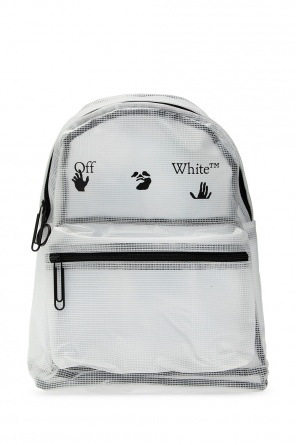 Logo backpack od Off-White