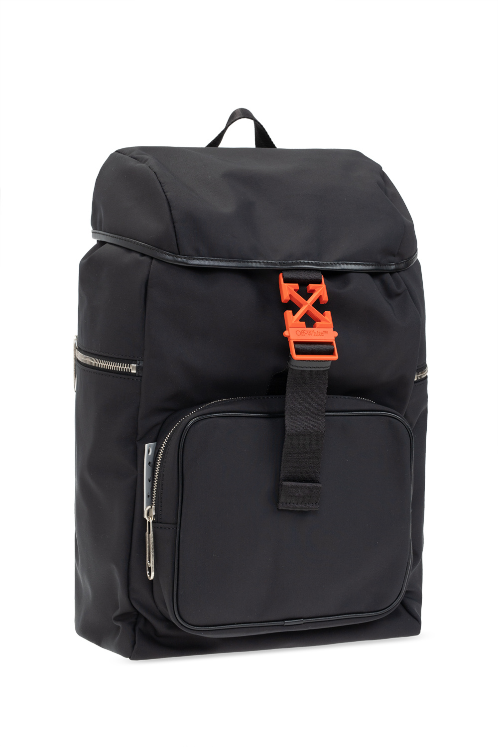 Off-White Backpack with multiple pockets
