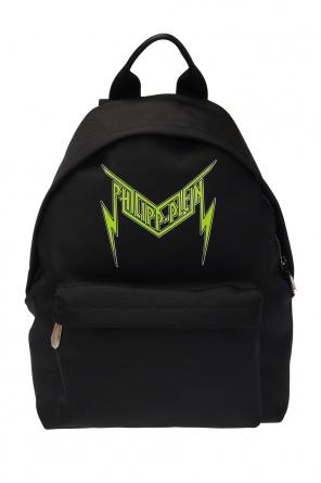 Logo backpack od Philipp Plein