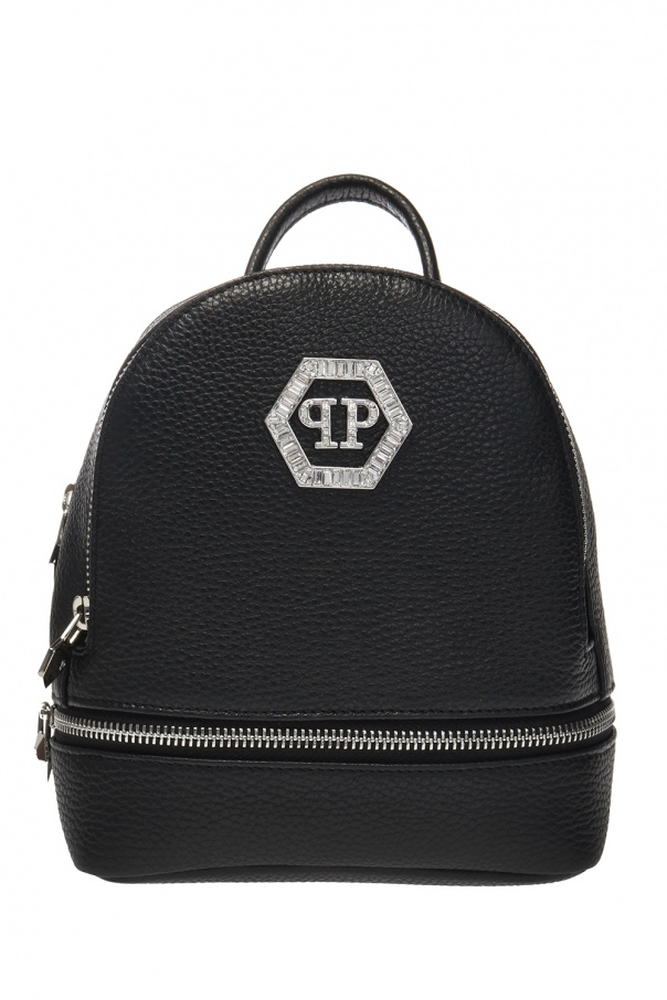 Philipp Plein Leather backpack
