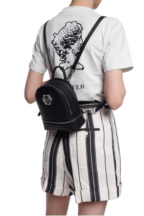 Leather backpack od Philipp Plein