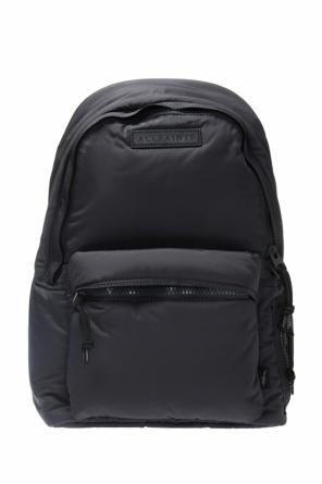 'ridge' logo-embossed backpack od AllSaints